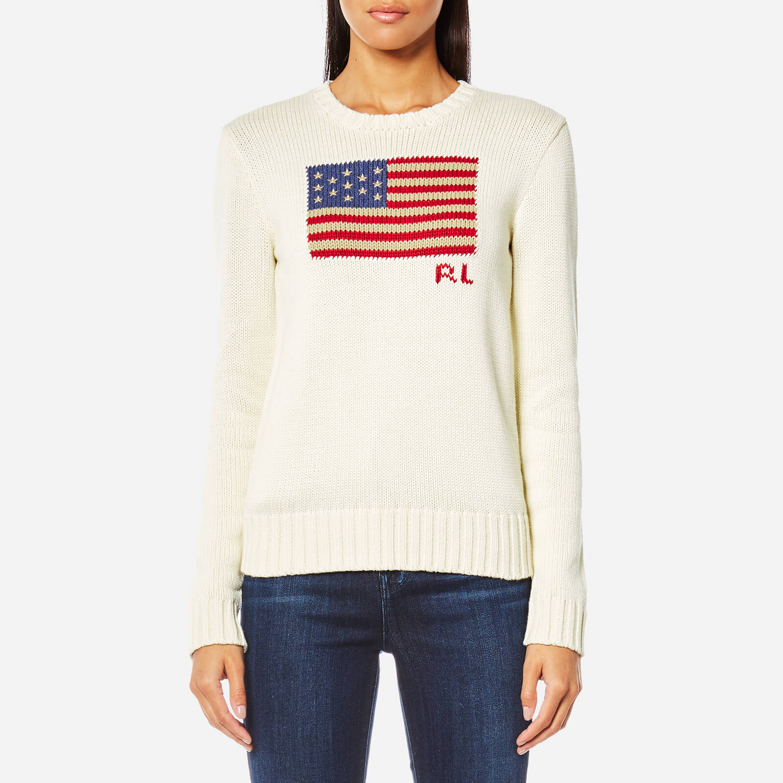 cream polo sweater rugby style polo