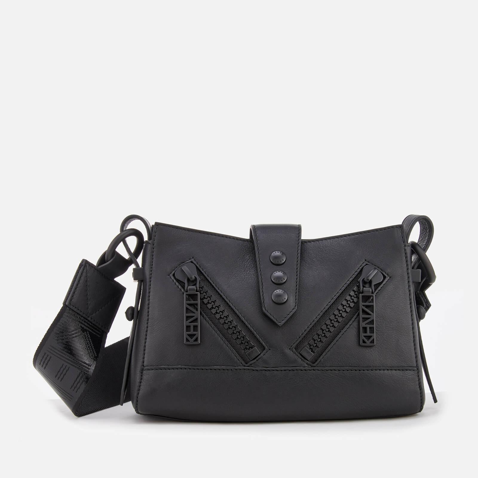 KENZO Women's Kalifornia Mini Shoulder Bag - Black