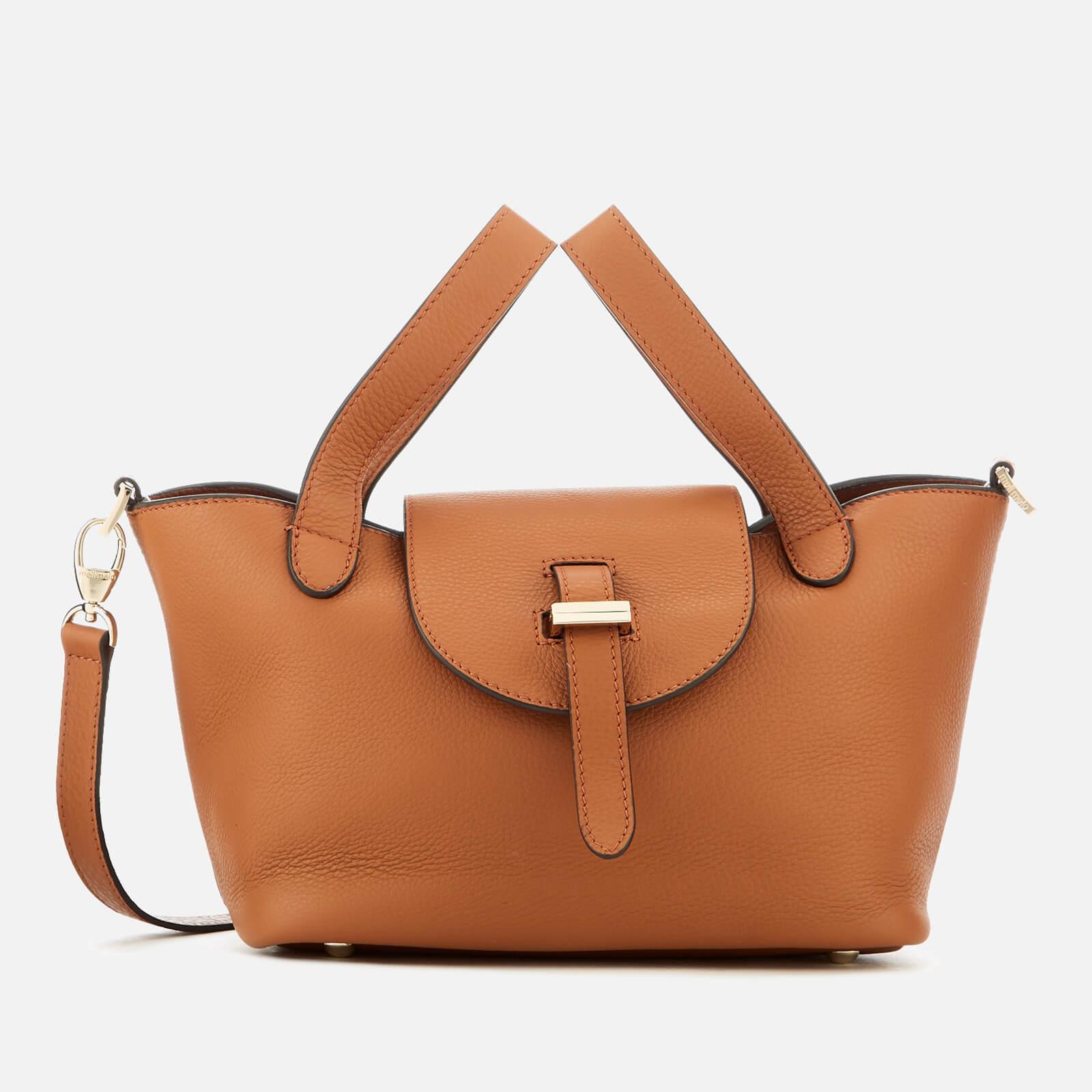 meli melo Women s Thela Mini Tote Bag - Tan 6112085588e8e