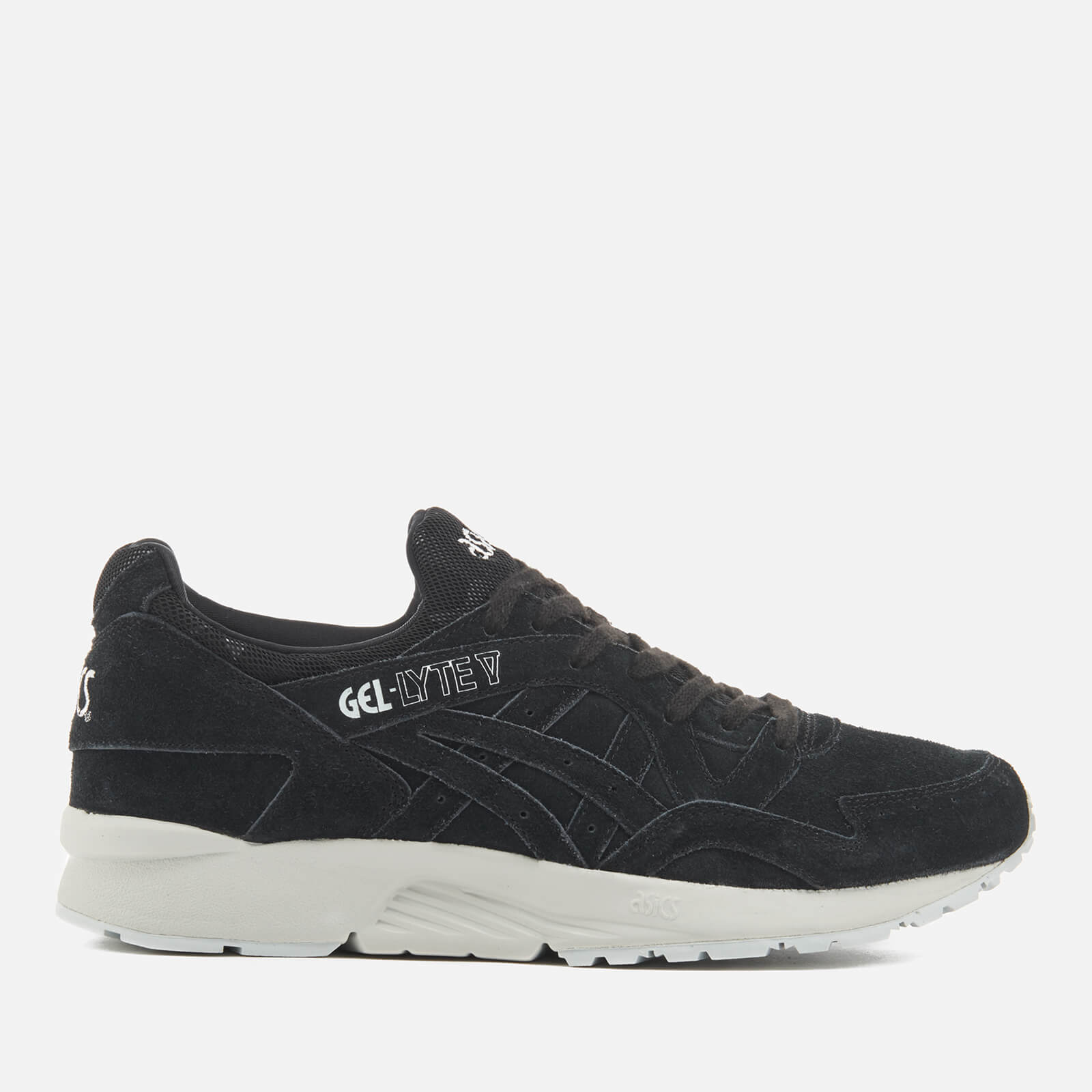 a573a575d Asics Lifestyle Gel-Lyte V Trainers - Black Black - Free UK Delivery ...