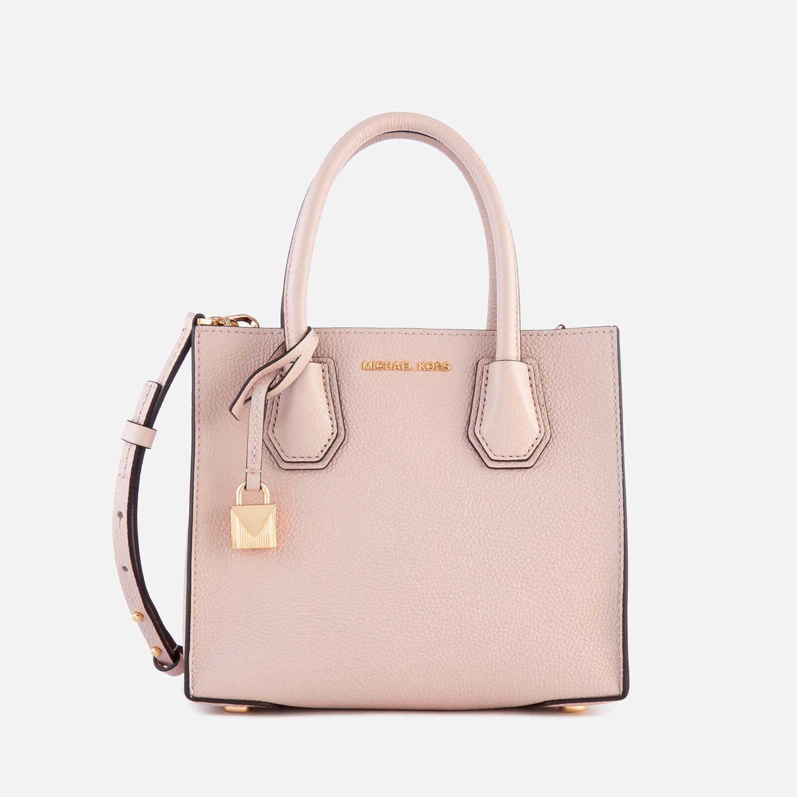 MICHAEL MICHAEL KORS Women s Mercer Medium Tote Bag - Soft Pink ... 534c6d05bc