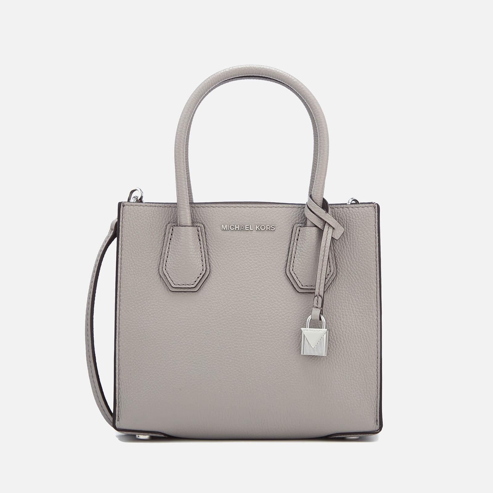 MICHAEL MICHAEL KORS Women s Mercer Medium Tote Bag - Pearl Grey ... 8d24024124