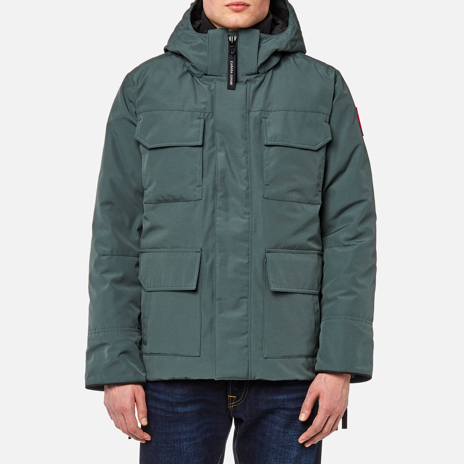 canada goose Raincoats Graphite