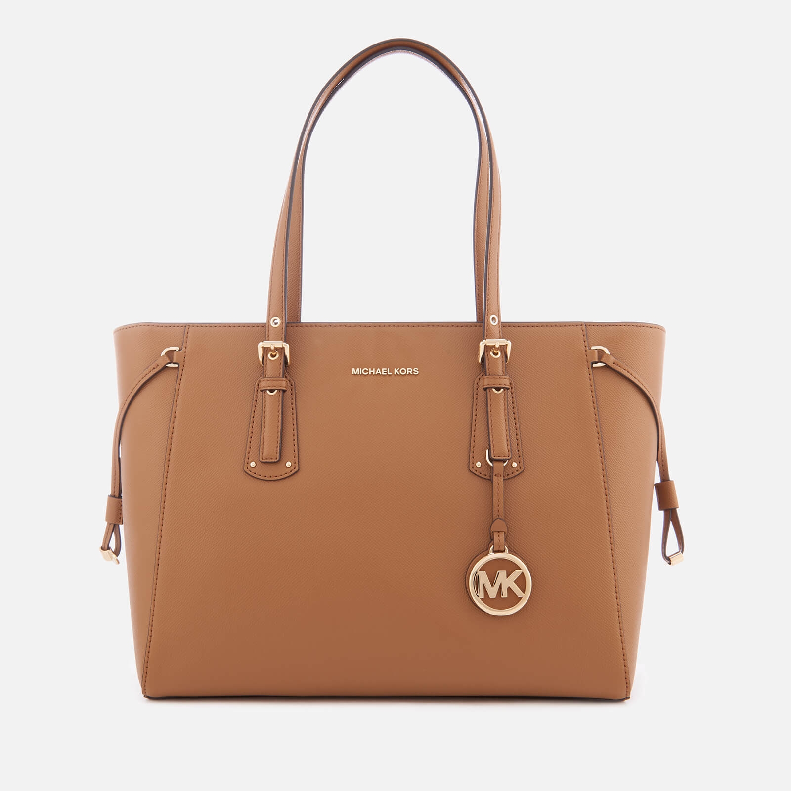 8756052effd1 MICHAEL MICHAEL KORS Women's Voyager Medium Tote Bag - Acorn