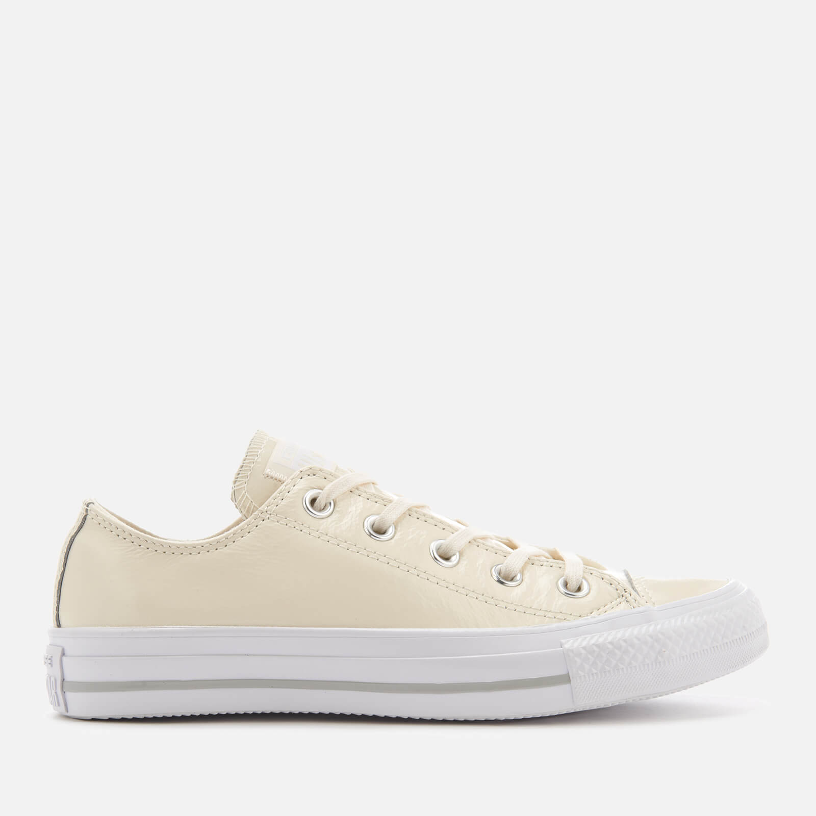 38933df7948e8a Converse Women s Chuck Taylor All Star Ox Trainers - Egret Egret ...