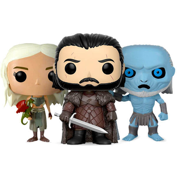 Pop In A Box Game of Thrones