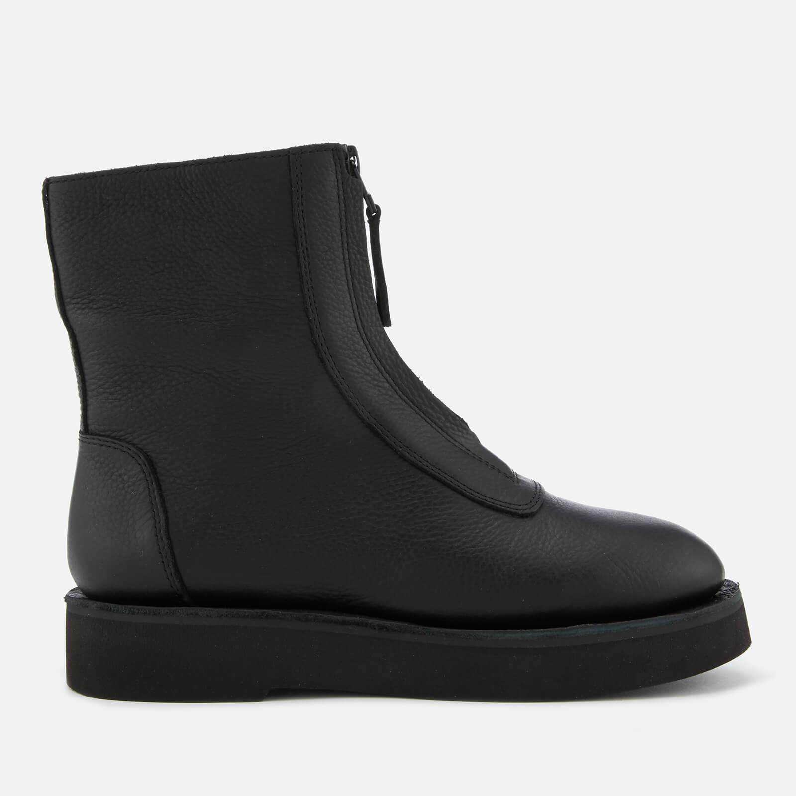 359e1f3c8139 Camper Women s Platform Ankle Boots - Black