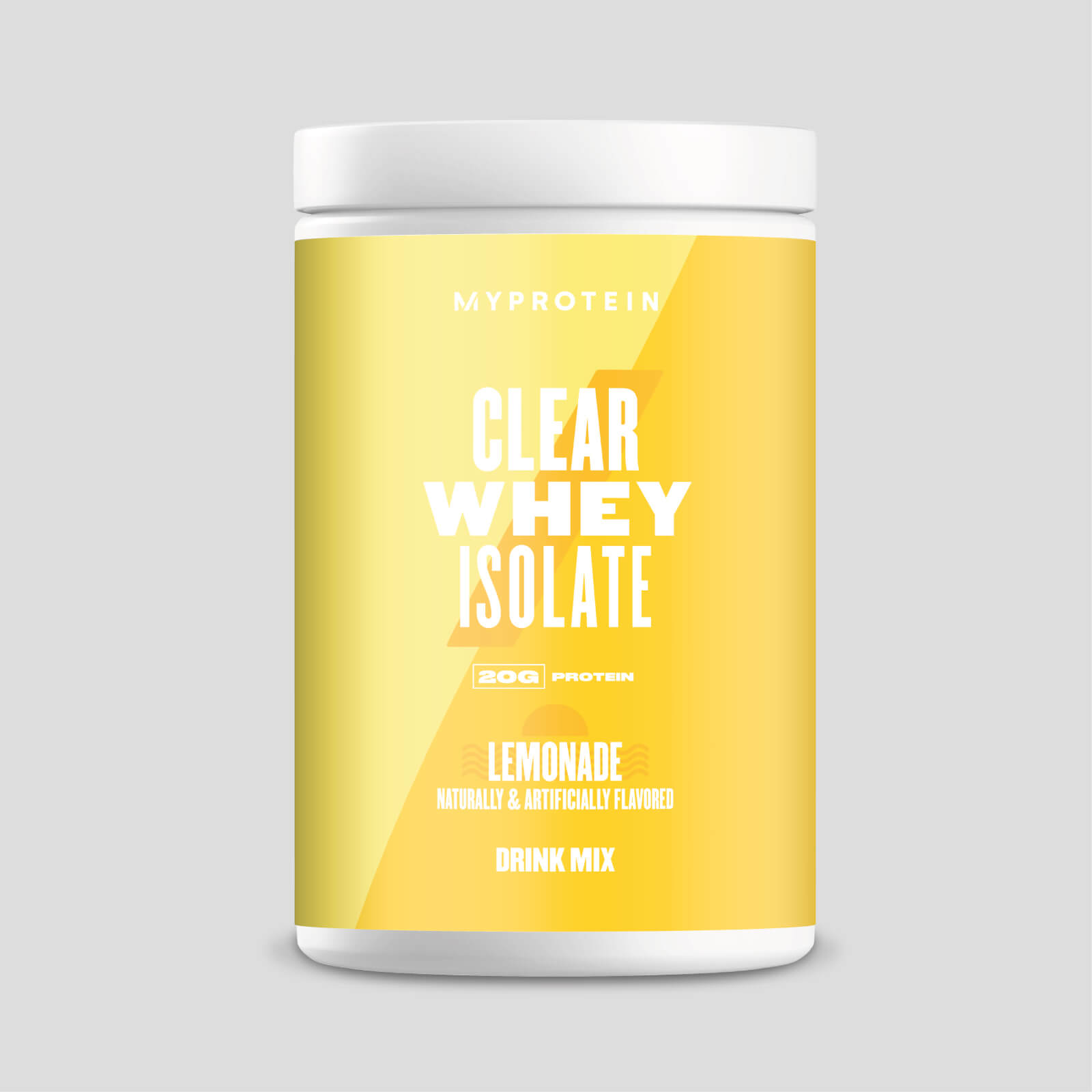 2-Pack Myprotein Clear Whey Isolate
