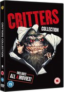 Critters 1-4 Verzameling