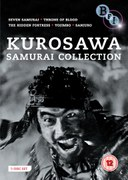 Akira Kurosawa - The Samurai Collection