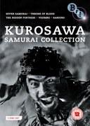 Akira Kurosawa - Samurai Verzameling
