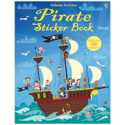 Pirate Sticker Book (Paperback)