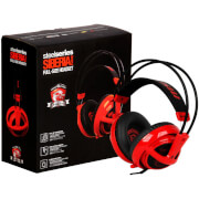 Micro-Casque Siberia V2 SteelSeries -Rouge
