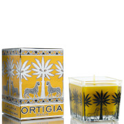 Ortigia Zagara Orange Blossom Square Candle