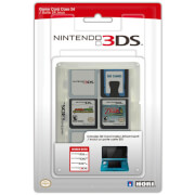 Nintendo 3DS Game Card Case (Clear)