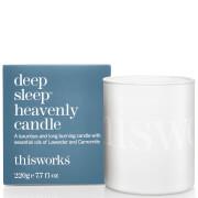 this works Deep Sleep Heavenly Candle (220g)