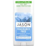 JASON Naturally Unscented Deodorant Stick for Men 71g