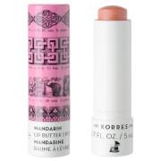 KORRES Mandarin Lip Butter Stick Spf15 - Pink