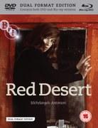 Red Desert [Dual Format Editie]