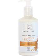 Organic Surge Tropical Orange and Bergamot Hand and Body Lotion (250ml)