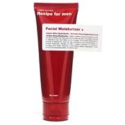 Recipe for Men - Facial Moisturiser + 75ml