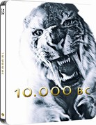 10,000 BC - Steelbook Edition (UK EDITION)