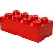 Lego Opslagbox - Rood