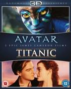 Avatar 3D / Titanic 3D