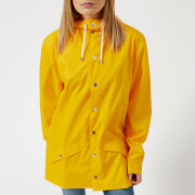 RAINS Women's Jacket - Yellow
