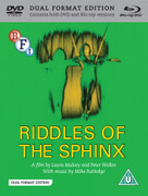 Riddles of Sphinx (Bevat DVD)