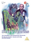 Childrens Film Foundation: Scary Stories ( Man From Nowhere / Haunters of Deep / Out of Darkness)