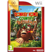 Wii Nintendo Selects Donkey Kong Country Returns