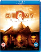 The Mummy Trilogy (Includes UltraViolet Copy)