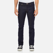 A.P.C. Men's Petit Standard Mid Rise Jeans - Selvedge Indigo