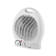 Warmlite WL44002 Upright Fan Heater - White - 2000W