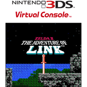 Zelda II: The Adventure of Link - Digital Download