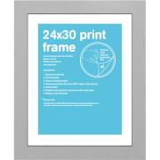 Silver Frame - 24 x 30cm