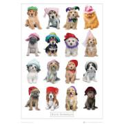 Keith Kimberlin Hats - Mini Poster - 40 x 50cm