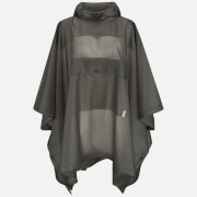 Hunter Original Clear Poncho - Graphite
