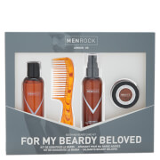 The Men Rock Beardy Beloved Kit (Worth £36.00)