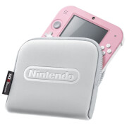 Nintendo 2DS Carrying Case (Silver)