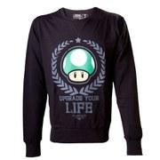 Mushroom - Sweater (Black)