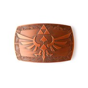 The Legend Of Zelda Copper Logo - Buckle