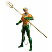 Figura Aquaman - DC Comics La Liga de la Justicia