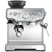 Sage by Heston Blumenthal BES875UK Barista Express Bean-to-Cup Coffee Machine - Stainless Steel