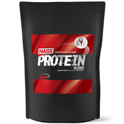 Mass Protein Blend - Blueberry, 4kg