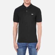 Lacoste Men's Classic Fit Pique Polo Shirt - Noir