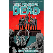 The Walking Dead: A New Beginning - Volume 22 Graphic Novel