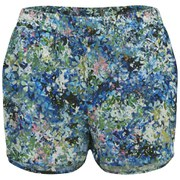 Twist & Tango Women's Eily Shorts - Blue Flower