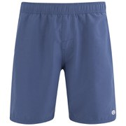 Animal Men's 19 Inch Banta Boardshorts - Navy